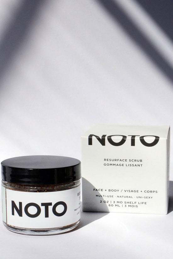 NOTO Resurface Scrub - Whimsy & Row