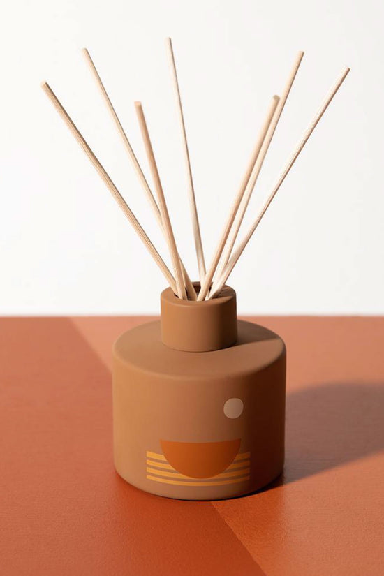 PF Candle Co Sunset Reed Diffuser in Swell - Whimsy & Row