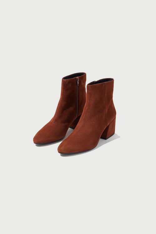 Vagabond Olivia Brown Suede Boot