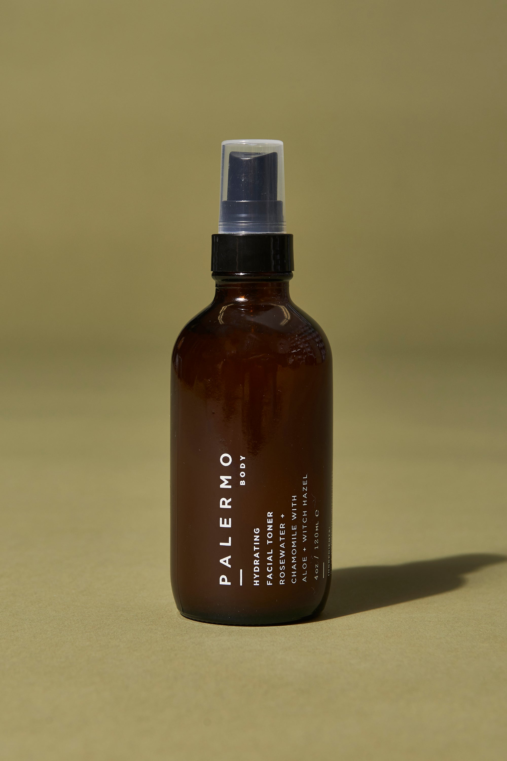 Palermo Rosewater + Chamomile Face Toner