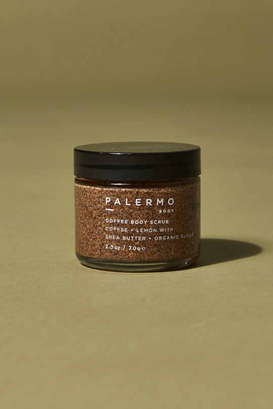 Palermo Coffee Body Scrub