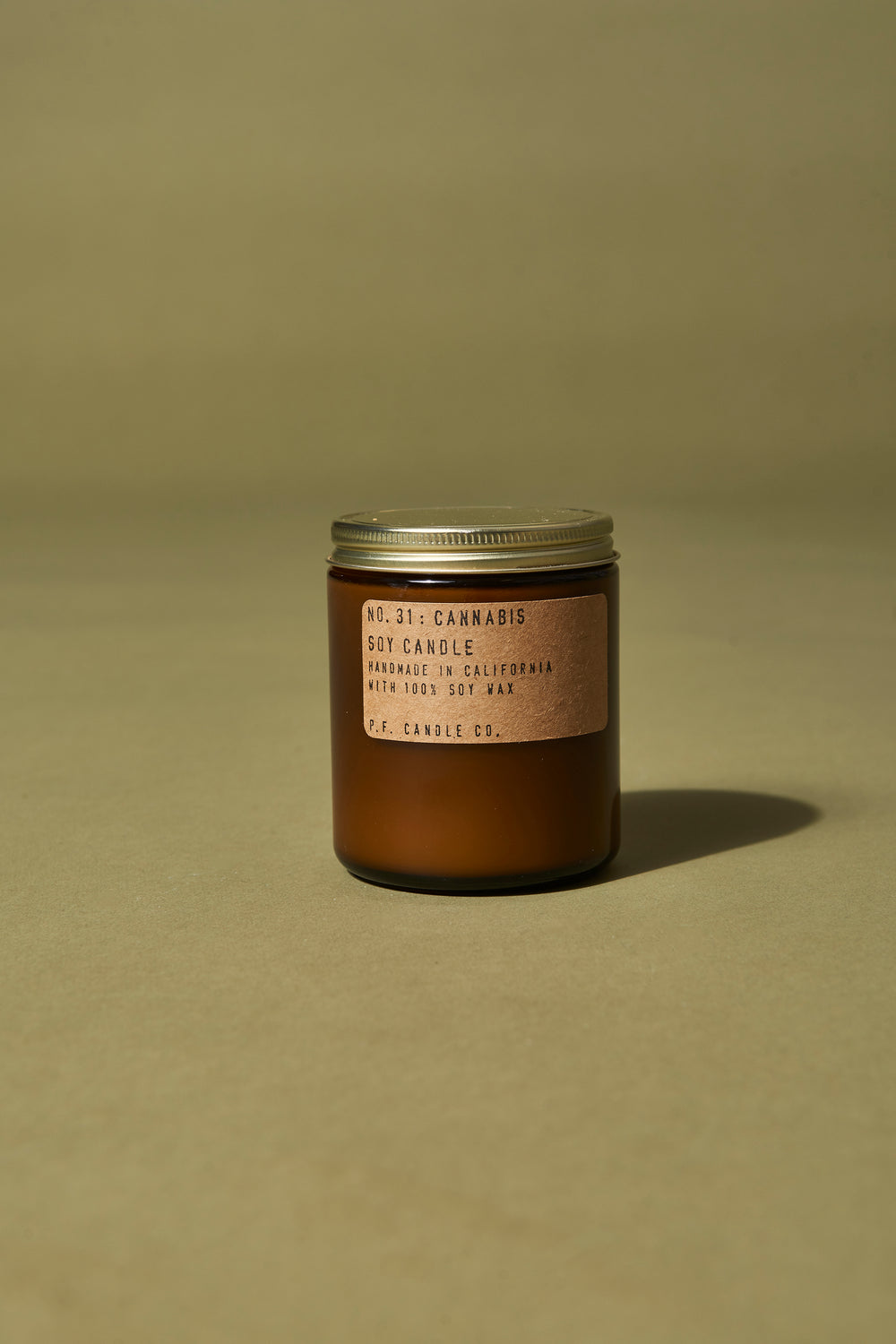P.F. Candle Co. 7.2 oz Soy Candle - Whimsy & Row