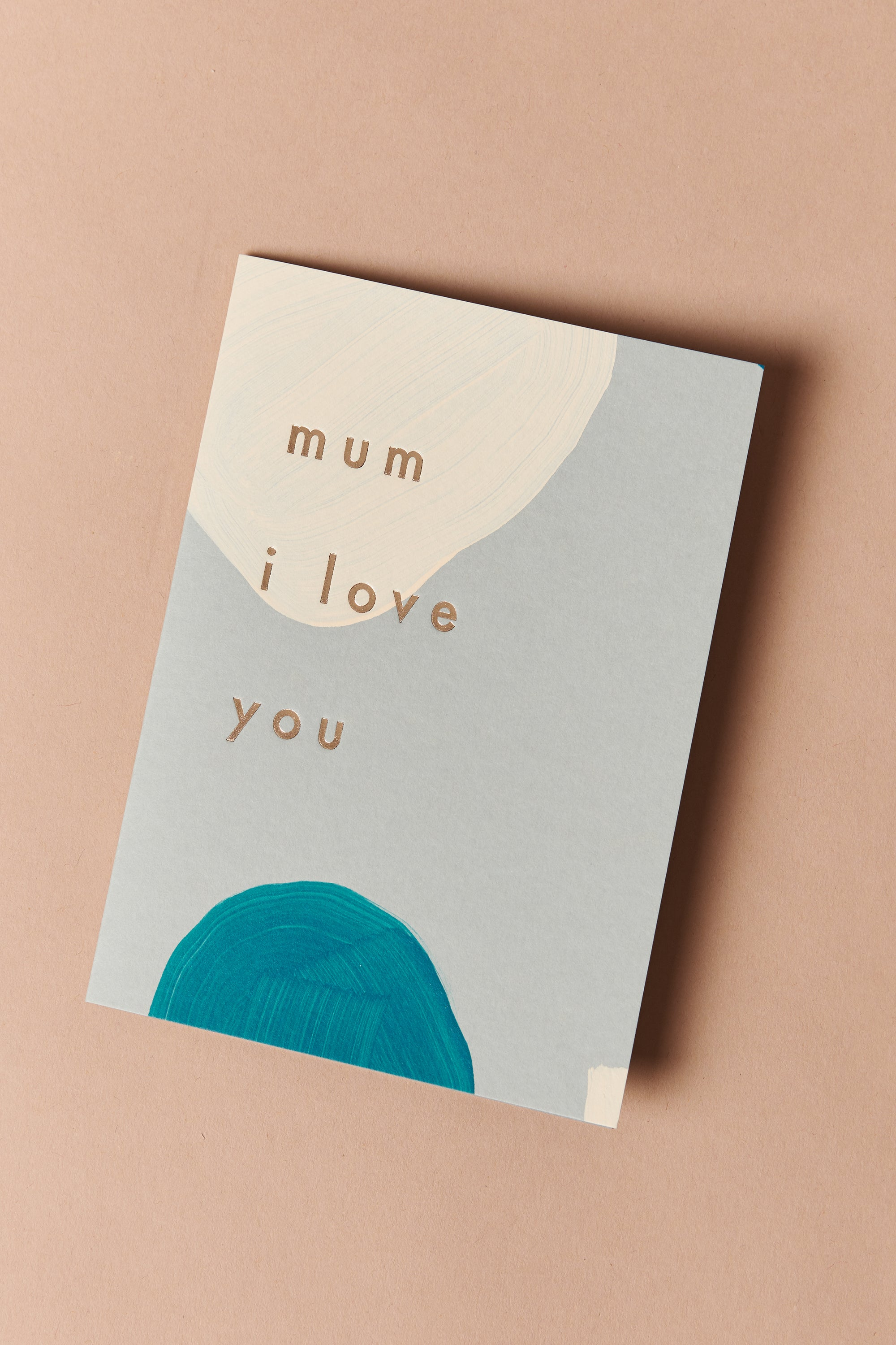 Moglea Mum I Love You Card