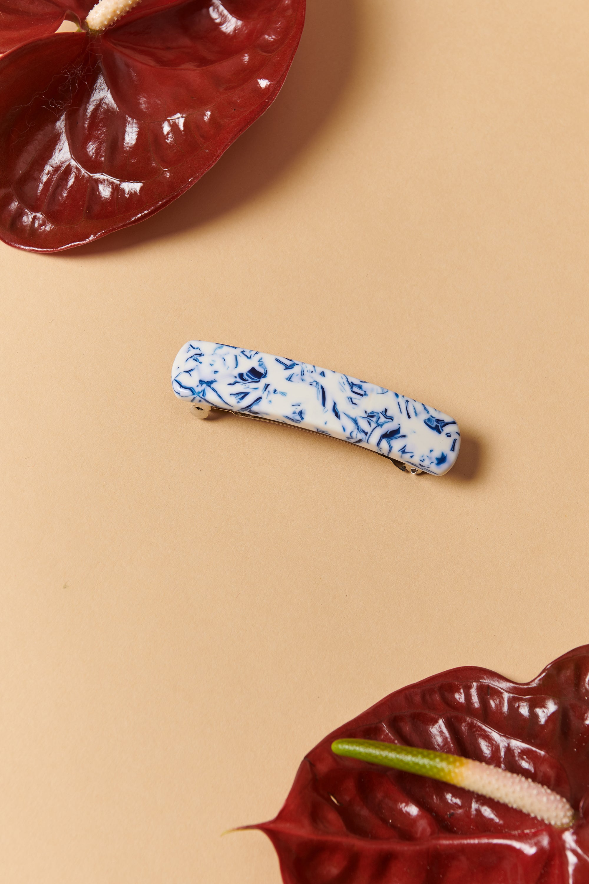 Machete No.3 Heirloom Clip in Toile