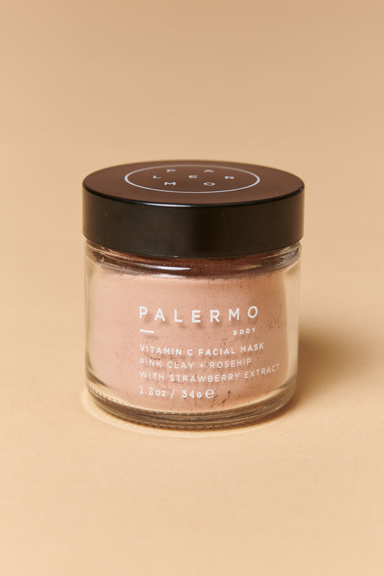 Palermo Vitamin C Mask - Whimsy & Row