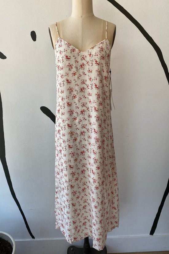 Sample Sale Jade Midi Dress in Ivory Floral - Whimsy & Row