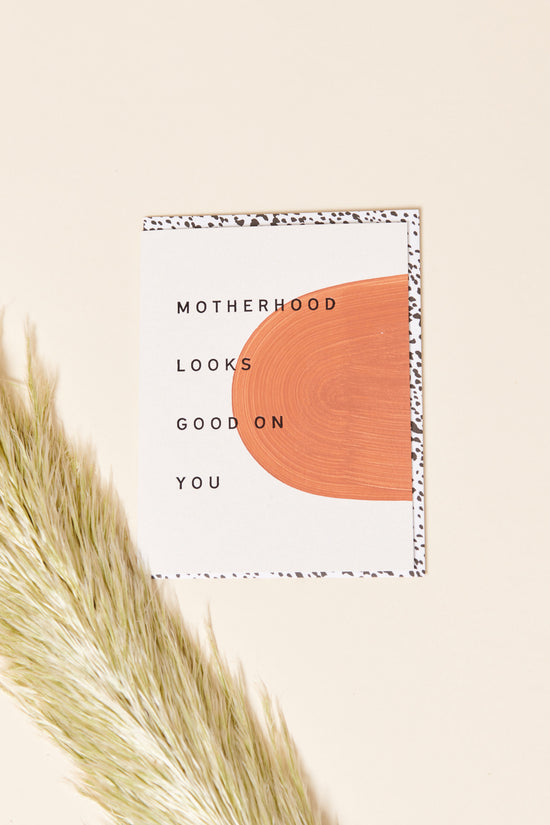 Moglea Motherhood Card - Whimsy & Row