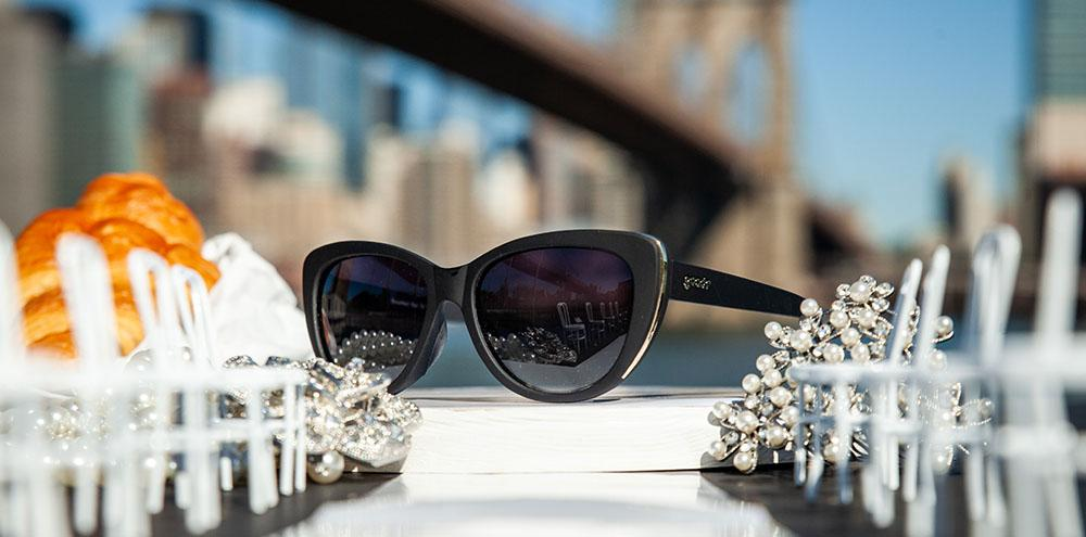 Breakfast Run to Tiffany's Runway Sunglasses