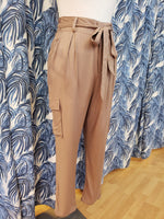 Load image into Gallery viewer, Precious Cargo Pant in Tan