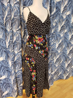 Load image into Gallery viewer, Saige Dress in Black Multi