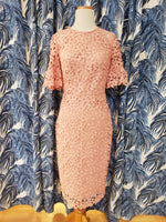 Load image into Gallery viewer, Alberti Dress Dress in Dark Blush
