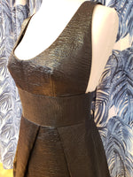 Load image into Gallery viewer, Whitney Dress in Black
