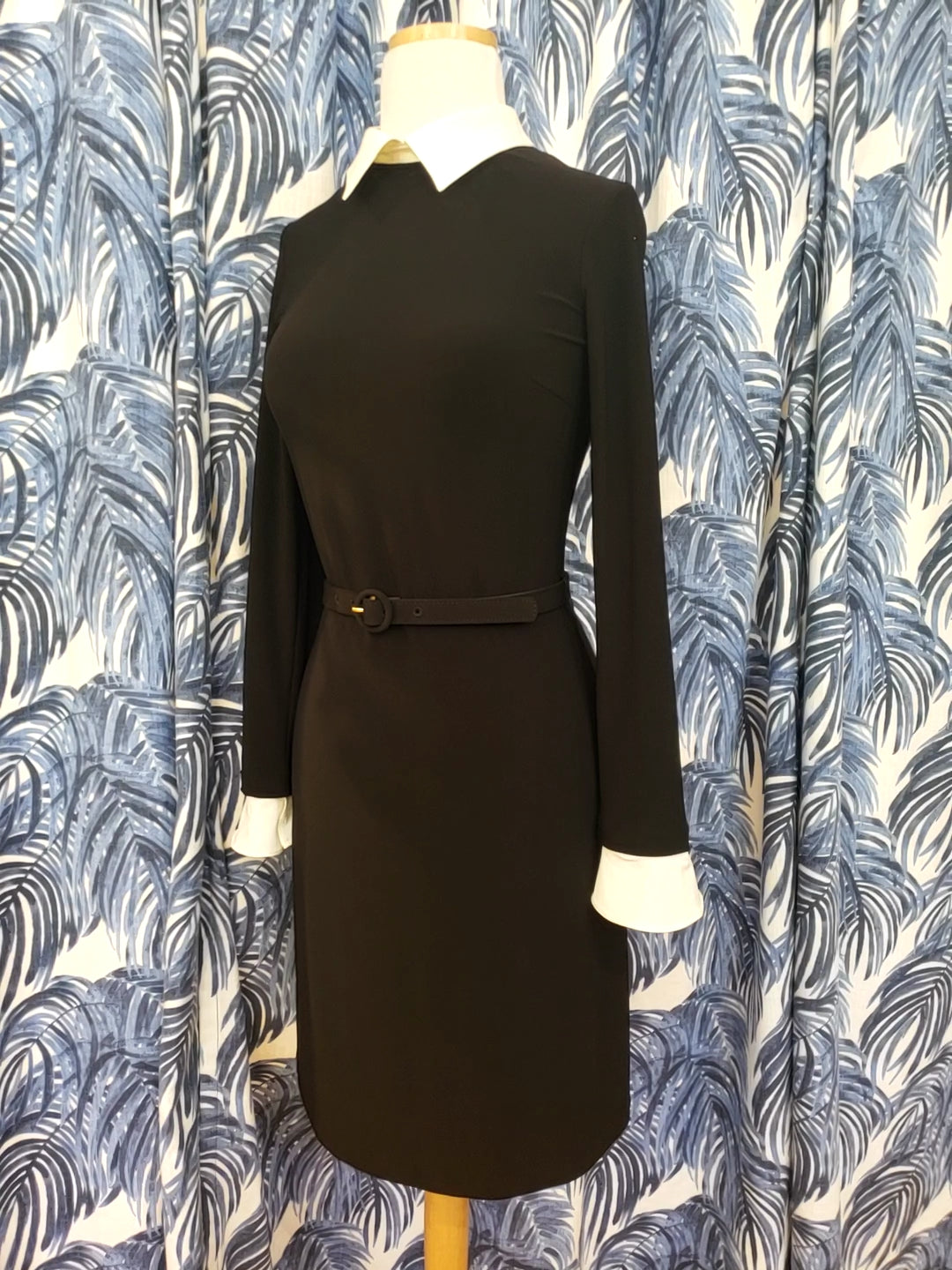 Lefaye Dress in Black
