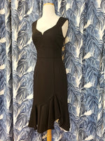 Load image into Gallery viewer, Escapade Dress in Black