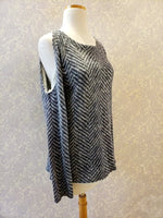 Load image into Gallery viewer, Cold Shoulder Sweater in PRT