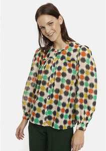 Ellesmere Blouse in Multi