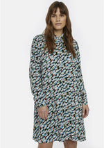 Load image into Gallery viewer, Shooting Stars Shirt Dress