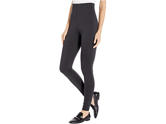 Super High Waist Scuba Legging in Black