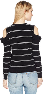 Load image into Gallery viewer, Eloisa Sweater in Black