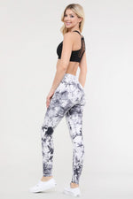 Load image into Gallery viewer, Tie Dye Leggings in White Combo