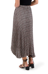 Wild Out Pleated Skirt