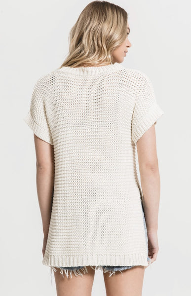 Bellagio Loose Knit Sweater