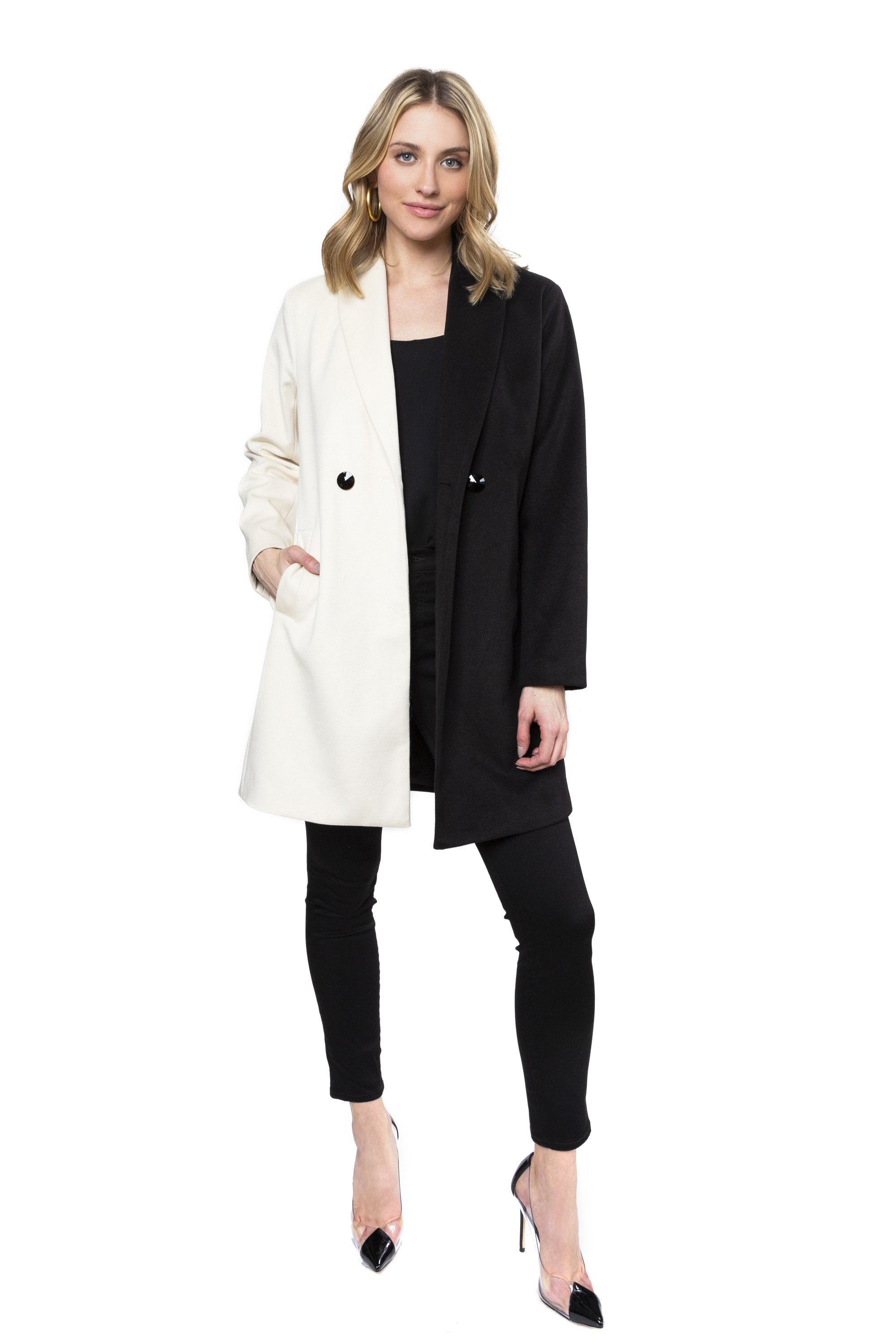 Lillian Jacket in City Loft