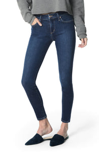 Mid Rise Skinny Ankle Jean in Corrie