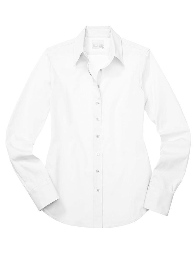 The Essentials Icon Shirt in White