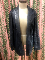 Load image into Gallery viewer, Anastasia Jacket in Charcoal