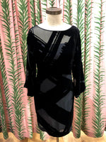 Load image into Gallery viewer, Curious Dress in Black