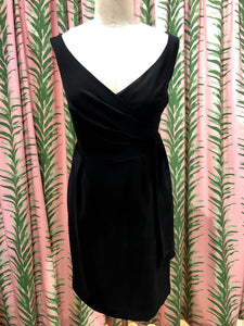Ronnie Dress in Black