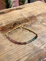 Load image into Gallery viewer, Verena Bracelet in Tourmaline