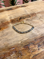 Load image into Gallery viewer, Verena Bracelet in Labradorite