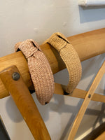 Load image into Gallery viewer, Rattan Headband in Blush