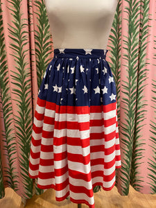 Stars and Stripes Skirt
