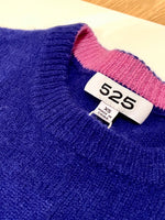 Load image into Gallery viewer, Cashmere Tee in Cobalt