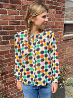 Load image into Gallery viewer, Ellesmere Blouse in Multi