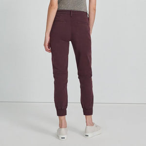 Arkin Zip Ankle Jogger in Courant