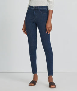 Sophia Mid Rise Super Skinny Limitless Jean in Superior