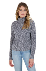 Load image into Gallery viewer, Warm Factor Sweater in Deep Ocean