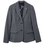 Load image into Gallery viewer, Juliane Knit Blazer in French Navy