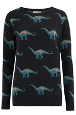 Load image into Gallery viewer, Lizzie Happy Herbivore Sweater