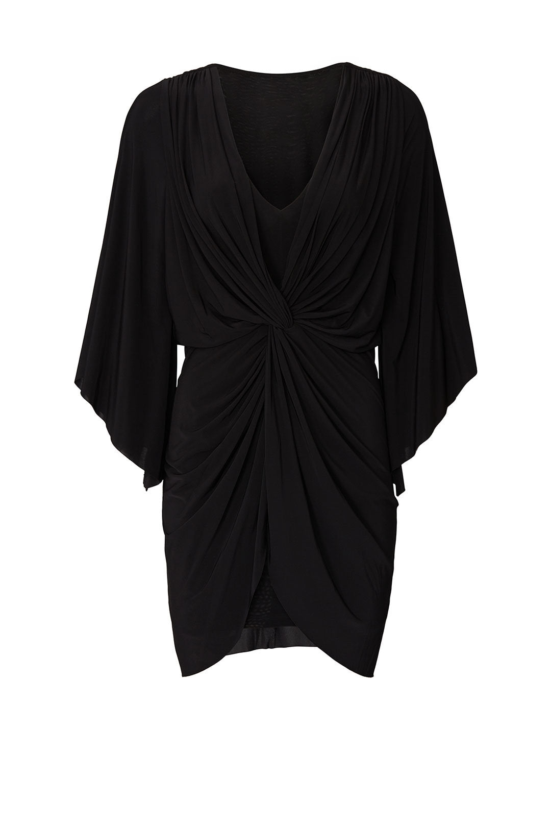 Teget Dress in Black