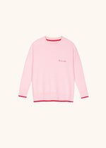 Load image into Gallery viewer, Naela Sweater in Light Pink