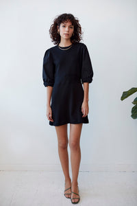 Terry Lolita Dress in Black