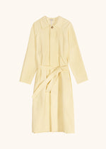 Load image into Gallery viewer, Sanne Trench Coat in Lemonade