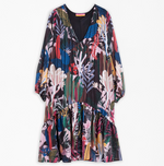 Load image into Gallery viewer, Gala Dress in Ruikugien Print