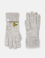 Load image into Gallery viewer, Stafford Gloves in Grey Bee