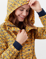 Load image into Gallery viewer, Golightly Printed Rain Jacket in Yellow Sausage Dog